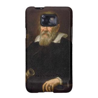 Retrato de Galileo Galilei de Justus Sustermans Galaxy SII Carcasas