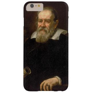 Retrato de Galileo Galilei de Justus Sustermans Funda Para iPhone 6 Plus Barely There