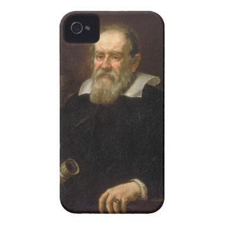 Retrato de Galileo Galilei de Justus Sustermans iPhone 4 Case-Mate Protector