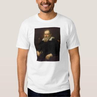 Retrato de Galileo Galilei de Justus Sustermans Poleras