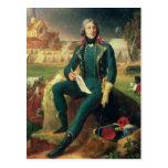 Retrato de general Louis-Lazare Hoche Postal