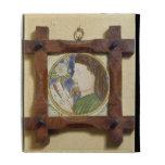Retrato de Geoffrey Chaucer (c.1340-1400) (cerami