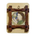 Retrato de Geoffrey Chaucer (c.1340-1400) (cerami Imán De Vinilo