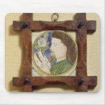 Retrato de Geoffrey Chaucer (c.1340-1400) (cerami Tapete De Raton