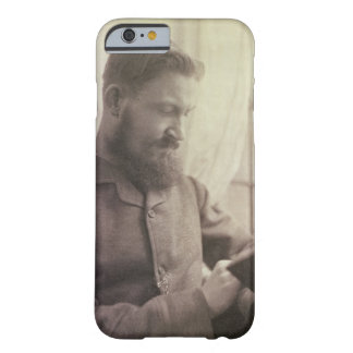 Retrato de George Bernard Shaw (1856-1950) como Y Funda De iPhone 6 Barely There