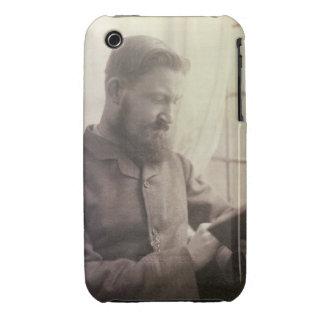 Retrato de George Bernard Shaw (1856-1950) como Y iPhone 3 Protector