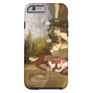 Retrato de George Granville Leveson-Gower y el Funda Para iPhone 6 Tough