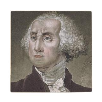 Retrato de George Washington, de 'Le Costume An