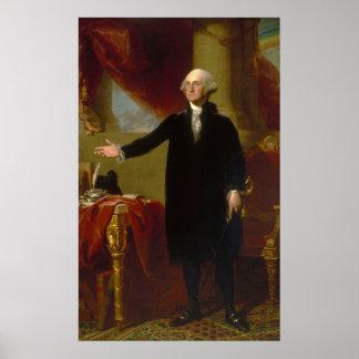 Retrato de George Washington Lansdowne por Estuard Impresiones