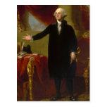 Retrato de George Washington Lansdowne por Postal