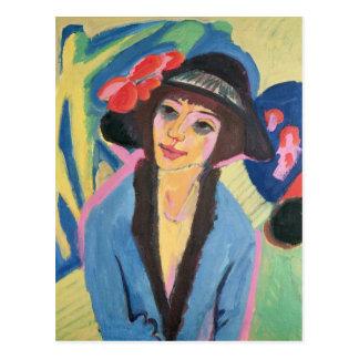 Retrato de Gerda Postal