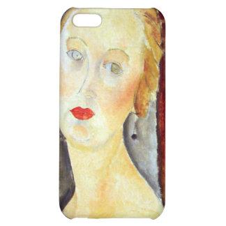 retrato de Germana Survage de Amedeo Modigliani