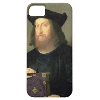 Retrato de Gian Giorgio Trissino (1478-1550) iPhone 5 Fundas