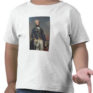 Retrato de Gilbert Motier como teniente Camisetas
