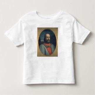 Retrato de Giuseppe Garibaldi 2 Playera De Bebé