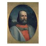 Retrato de Giuseppe Garibaldi 2 Tarjetas Postales