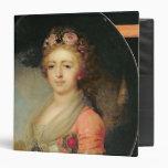 Retrato de grande duquesa Alexandra, c.1798
