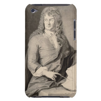 Retrato de Grinling Gibbons (1648-1721) (w/c en p iPod Case-Mate Cárcasas