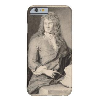 Retrato de Grinling Gibbons (1648-1721) (w/c en p Funda De iPhone 6 Barely There