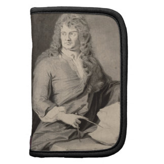 Retrato de Grinling Gibbons (1648-1721) (w/c en p Organizadores