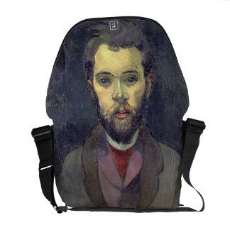 Retrato de Guillermo Molard (1862-1936), sueco (o Bolsas De Mensajería