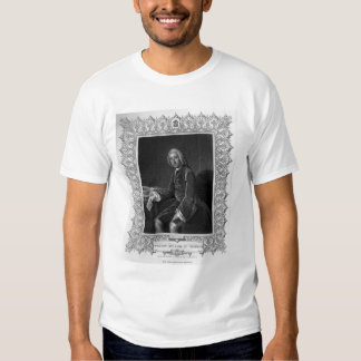 Retrato de Guillermo Pitt, 1r conde de Chatham Camisas