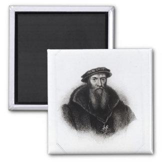 Retrato de Guillermo, primer señor Paget Imán Cuadrado
