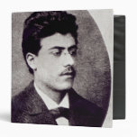 """Retrato de Gustav Mahler, 1878 Carpeta 1 1/2"""""""