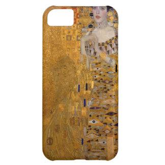 Retrato de Gustavo Klimt //Adela Bloch-Bauer Funda Para iPhone 5C