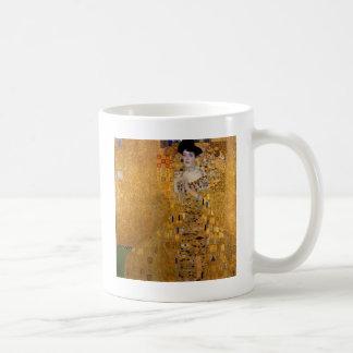 Retrato de Gustavo Klimt //Adela Bloch-Bauer Taza