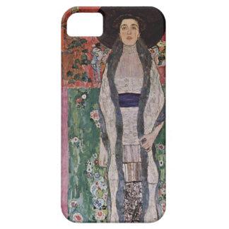 Retrato de Gustavo Klimt de Adela Bloch-Bauer II Funda Para iPhone 5 Barely There