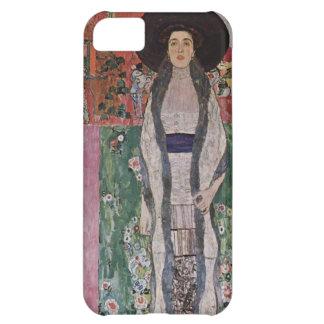 Retrato de Gustavo Klimt de Adela Bloch-Bauer II Funda Para iPhone 5C