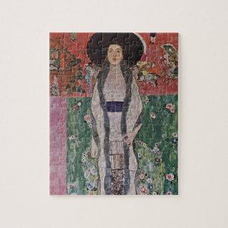 Retrato de Gustavo Klimt de Adela Bloch-Bauer II Rompecabezas Con Fotos
