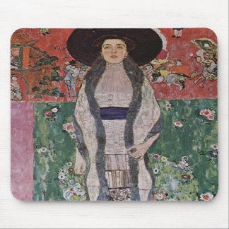 Retrato de Gustavo Klimt de Adela Bloch-Bauer II Tapetes De Ratón