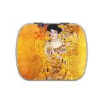 Retrato de Gustavo Klimt de Adela Bloch-Bauer Frascos De Dulces