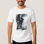 Retrato de Gustavus Adolphus el grande Poleras