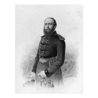 Retrato de H R H El duque de Cambridge Postal