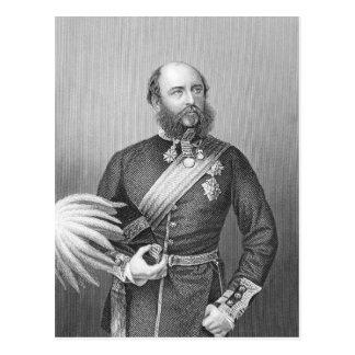 Retrato de H R H El duque de Cambridge Tarjetas Postales
