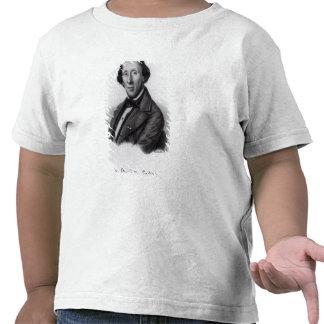 Retrato de Hans Christian Andersen Camisetas