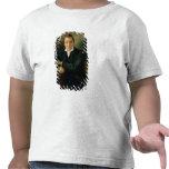 Retrato de Heinrich Heine 1831 Camisetas
