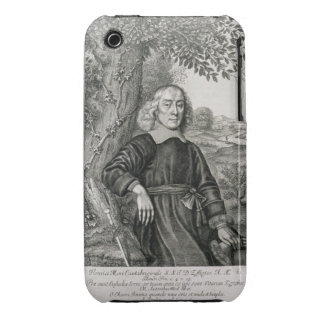 Retrato de Henry más (1614-87) frontispiece a h Case-Mate iPhone 3 Coberturas