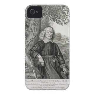 Retrato de Henry más (1614-87) frontispiece a h Case-Mate iPhone 4 Carcasa