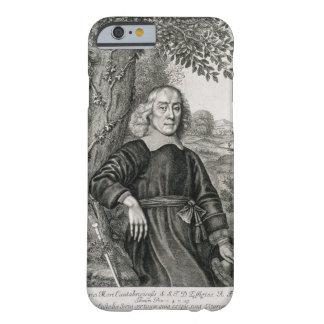 Retrato de Henry más (1614-87) frontispiece a h Funda Para iPhone 6 Barely There
