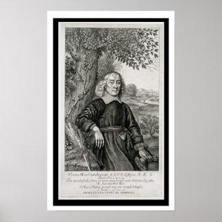 Retrato de Henry más 1614-87 frontispiece a h Impresiones