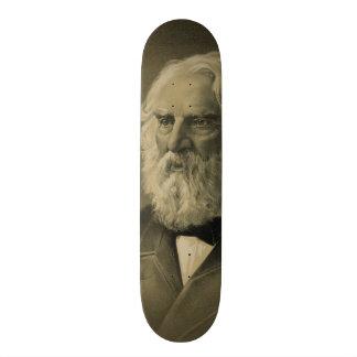 Retrato de Henry Wadsworth Longfellow (1888) Monopatin