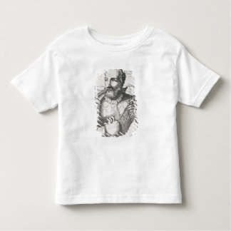 Retrato de Hernando de Magallanes Camisas
