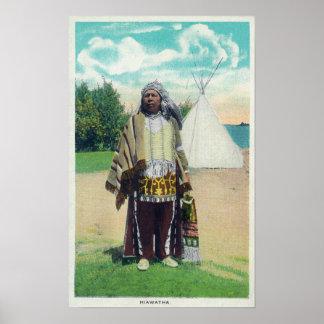 Retrato de Hiawatha 2 Poster