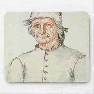 Retrato de Hieronymus Bosch Tapete De Raton
