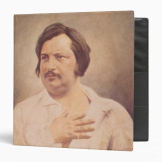 Retrato de Honore de Balzac