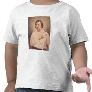 Retrato de Honore de Balzac Camiseta